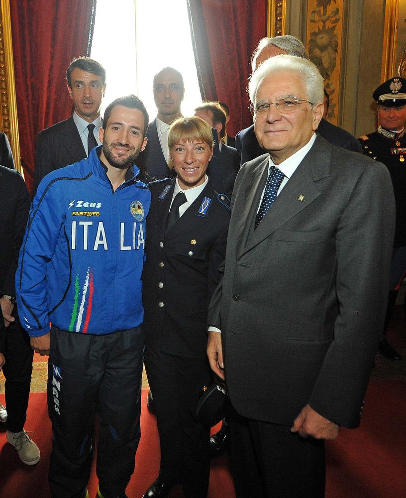 CONI Mattarella Foto Simone Ferraro - GMT 095