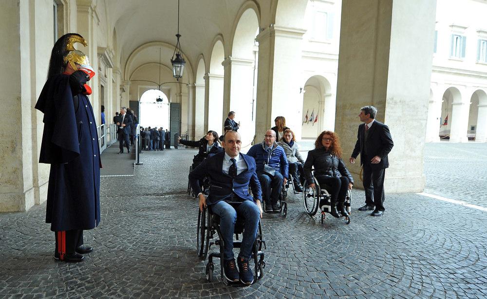CONI Mattarella Foto Simone Ferraro - GMT 185