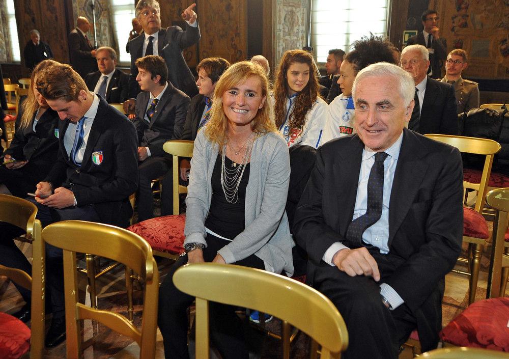 CONI Mattarella Foto Simone Ferraro - GMT 187