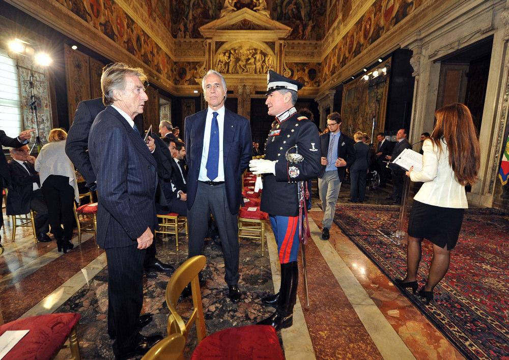 CONI Mattarella Foto Simone Ferraro - GMT 192