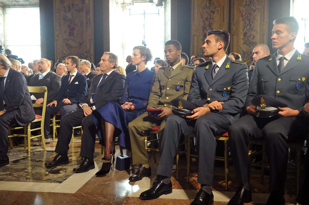 CONI Mattarella Foto Simone Ferraro - GMT 204