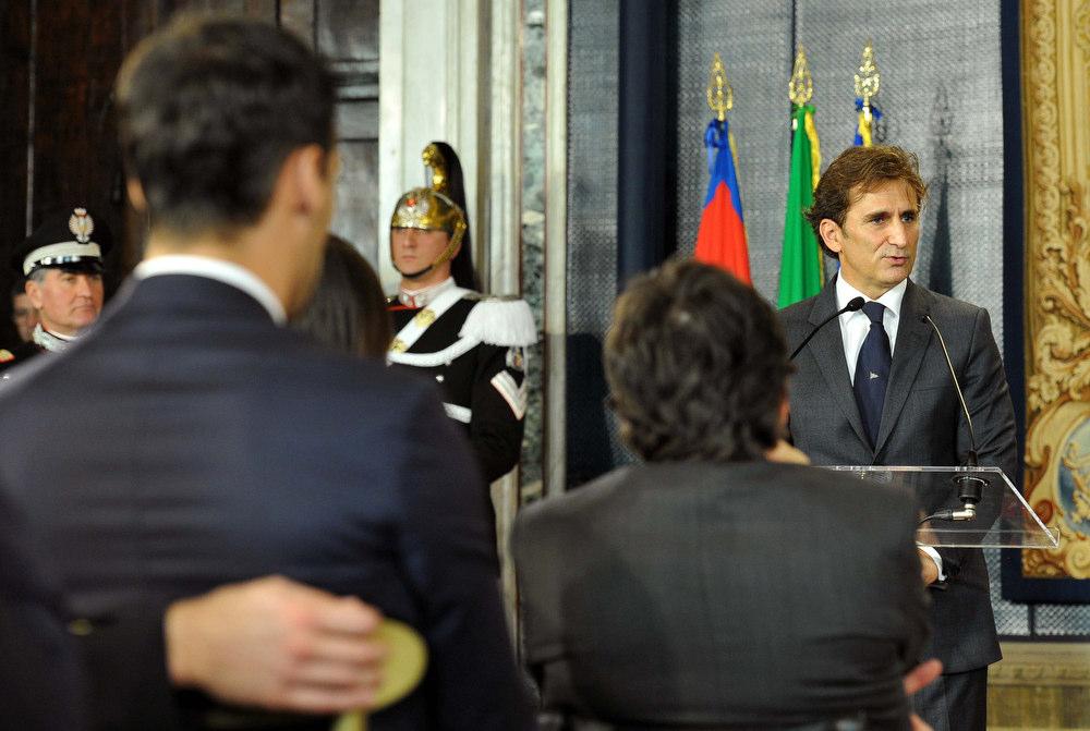 CONI Mattarella Foto Simone Ferraro - GMT 205