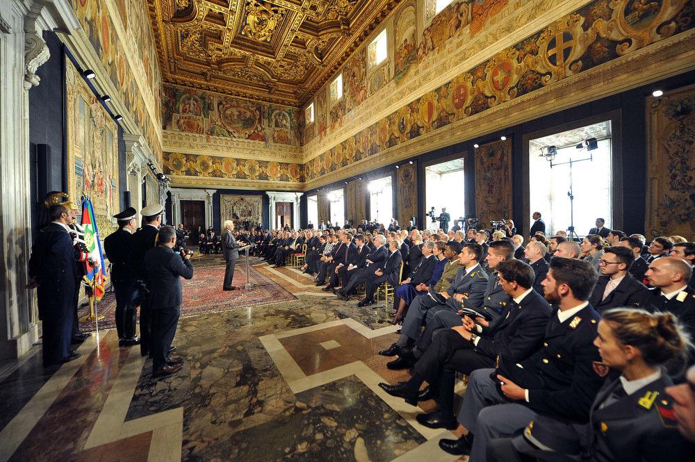 CONI Mattarella Foto Simone Ferraro - GMT 208