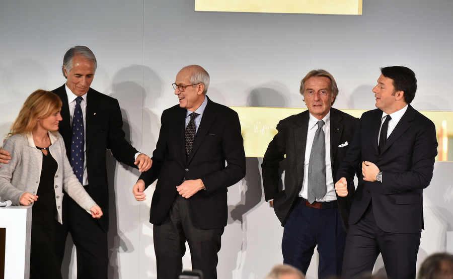 001 Bianchedi_Malagò_ Francesco_Paolo Tronca_Montezemolo_Renzi