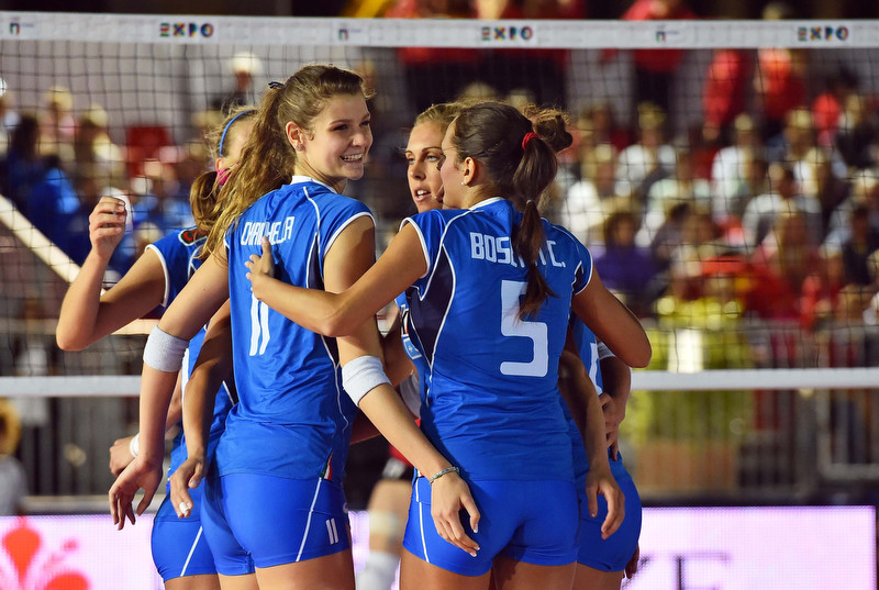 Ita Aze volley Foto Mezzelani GMT 036