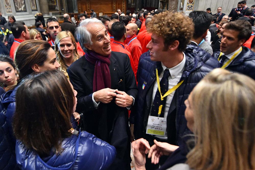 CONI Messa Foto Simone Ferraro - GMT 021