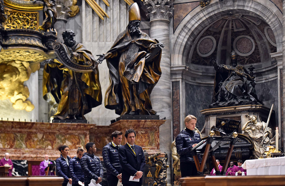 CONI Messa Foto Simone Ferraro - GMT 036