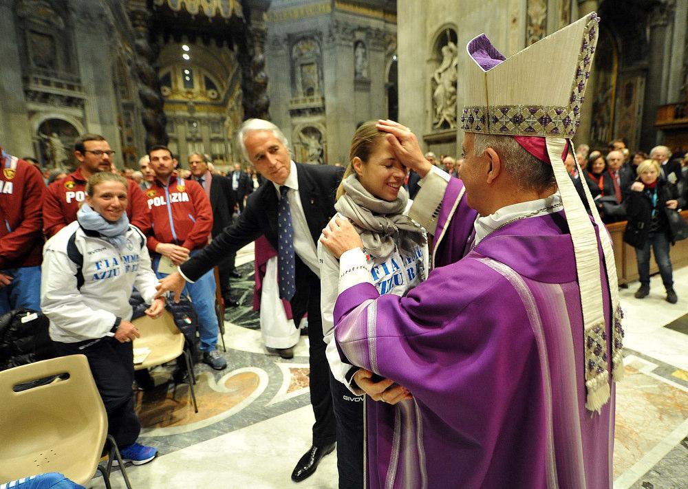 CONI Messa Foto Simone Ferraro - GMT 051