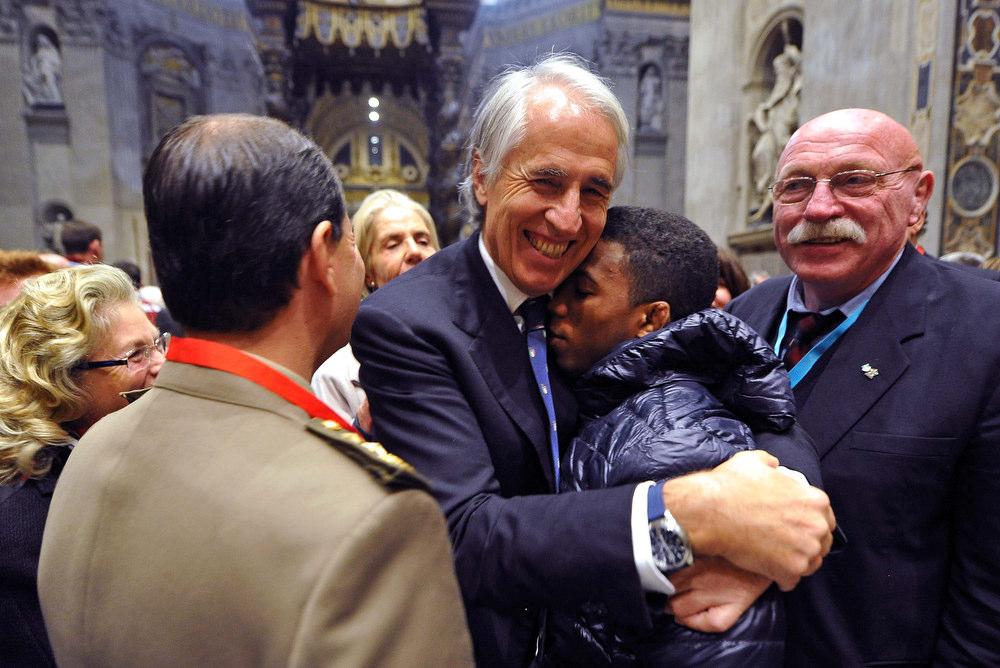 CONI Messa Foto Simone Ferraro - GMT 053