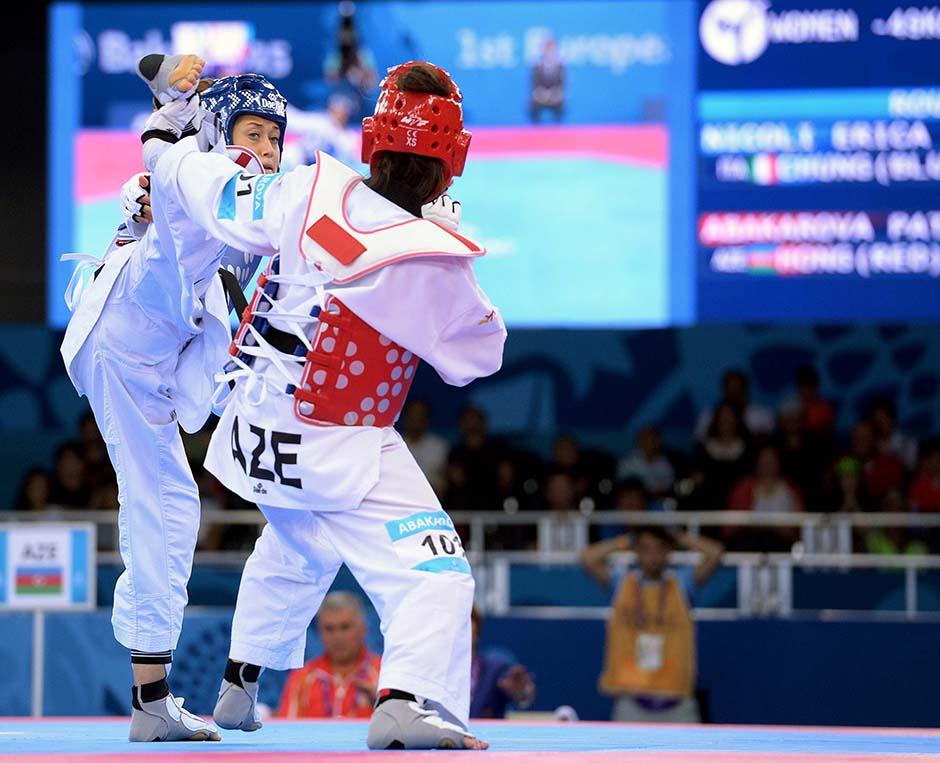 Taekwondo Nicoli foto Ferraro GMT 001