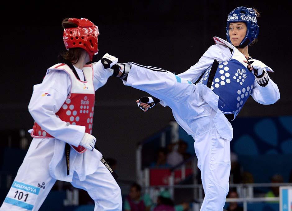 Taekwondo Nicoli foto Ferraro GMT 003