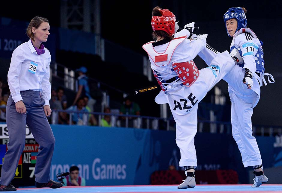 Taekwondo Nicoli foto Ferraro GMT 005
