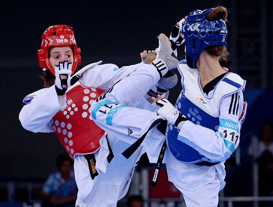 Taekwondo Nicoli foto Ferraro GMT 009