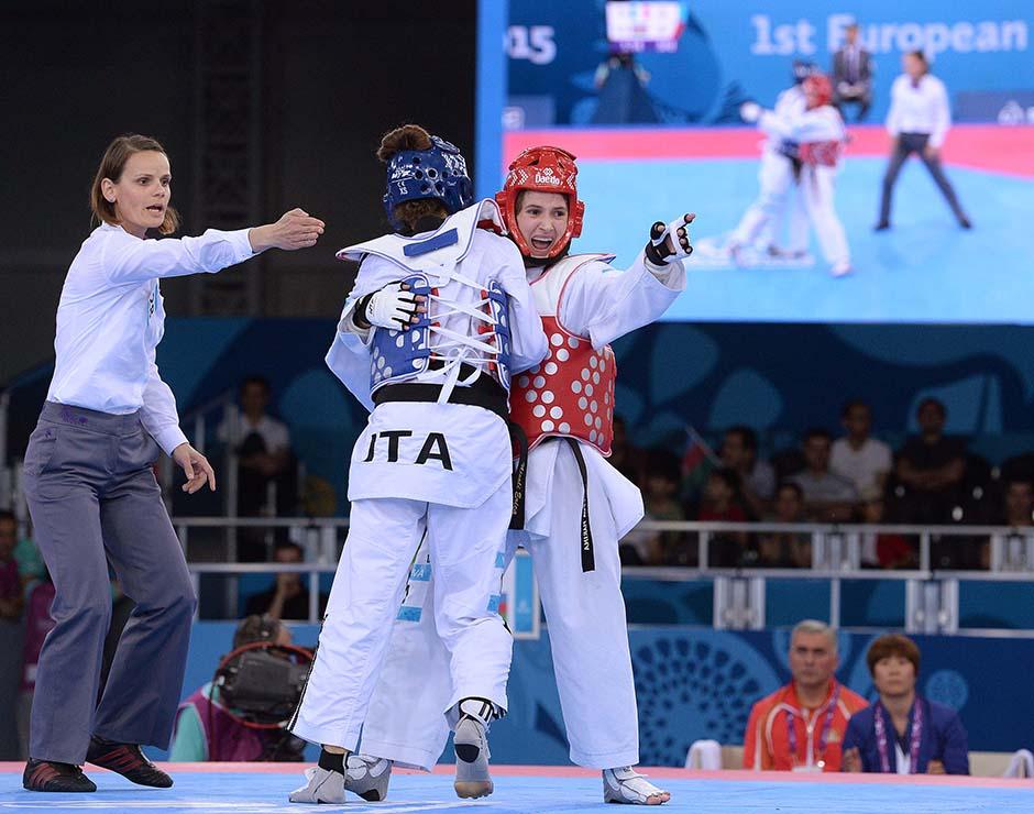 Taekwondo Nicoli foto Ferraro GMT 011
