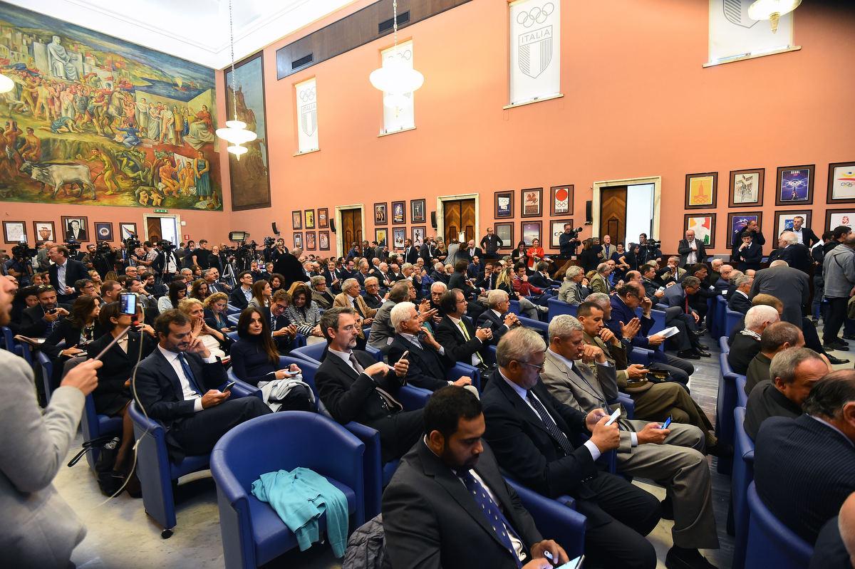 Roma 2024 Foto Mezzelani GMT 042