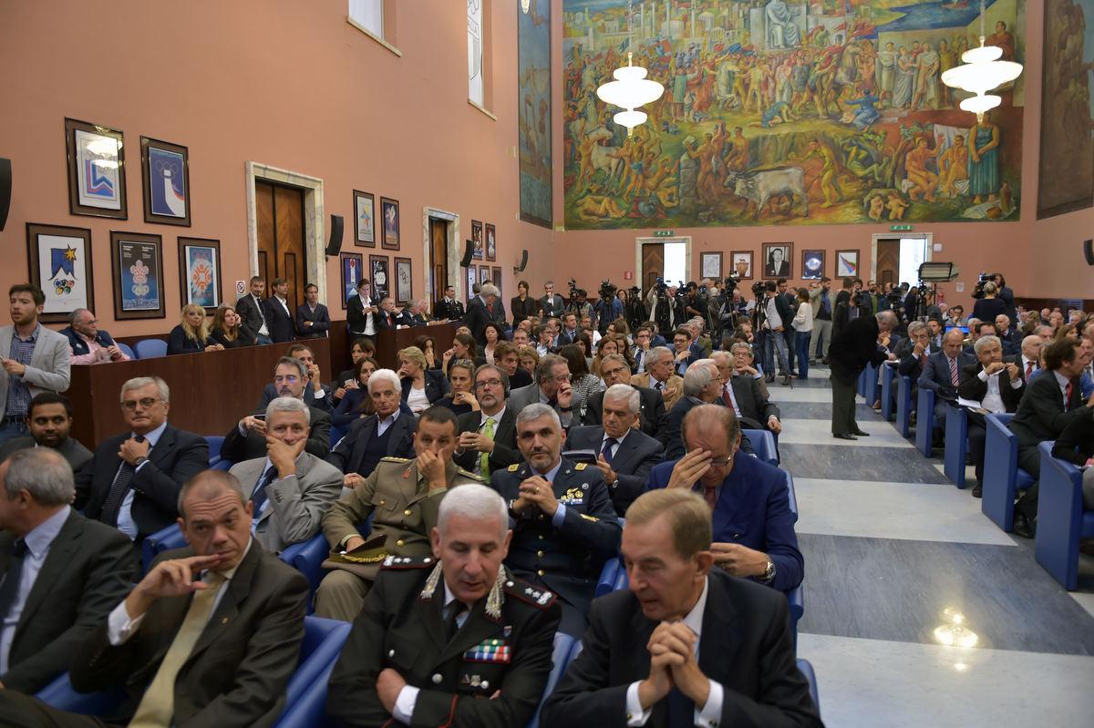 Roma 2024 Foto Mezzelani GMT 074