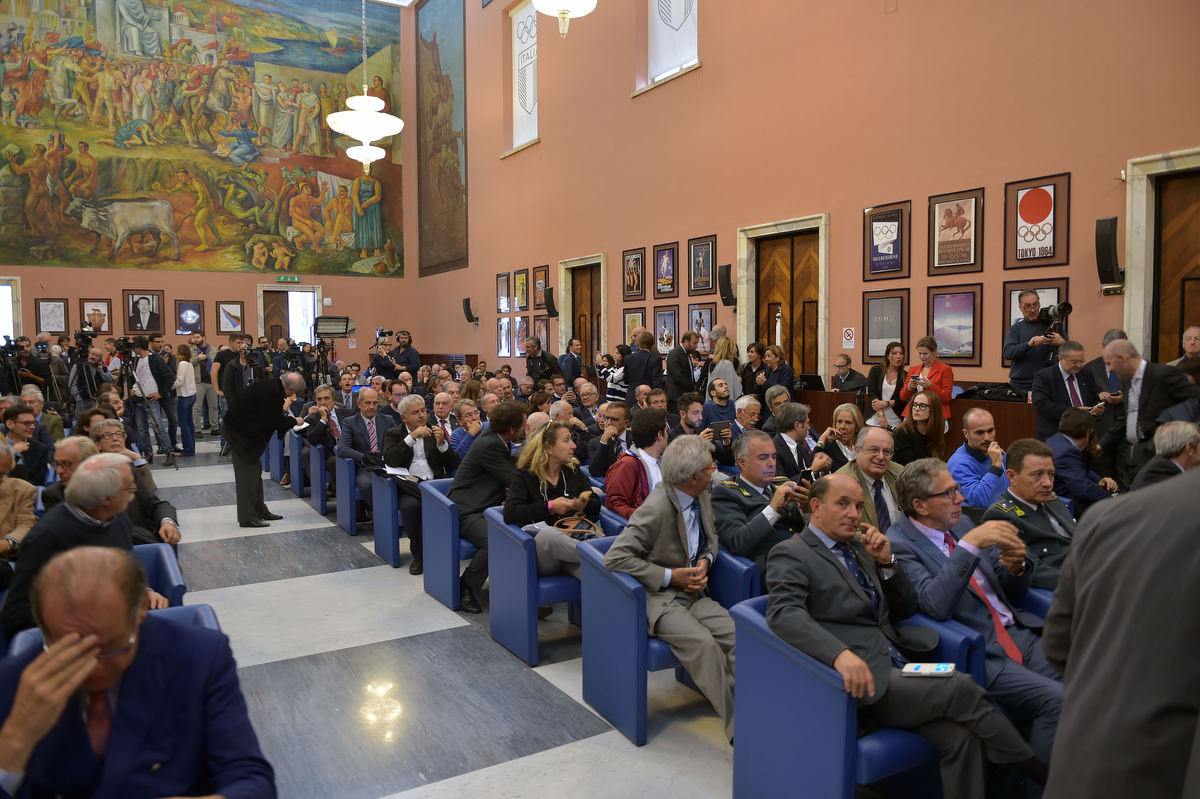 Roma 2024 Foto Mezzelani GMT 075