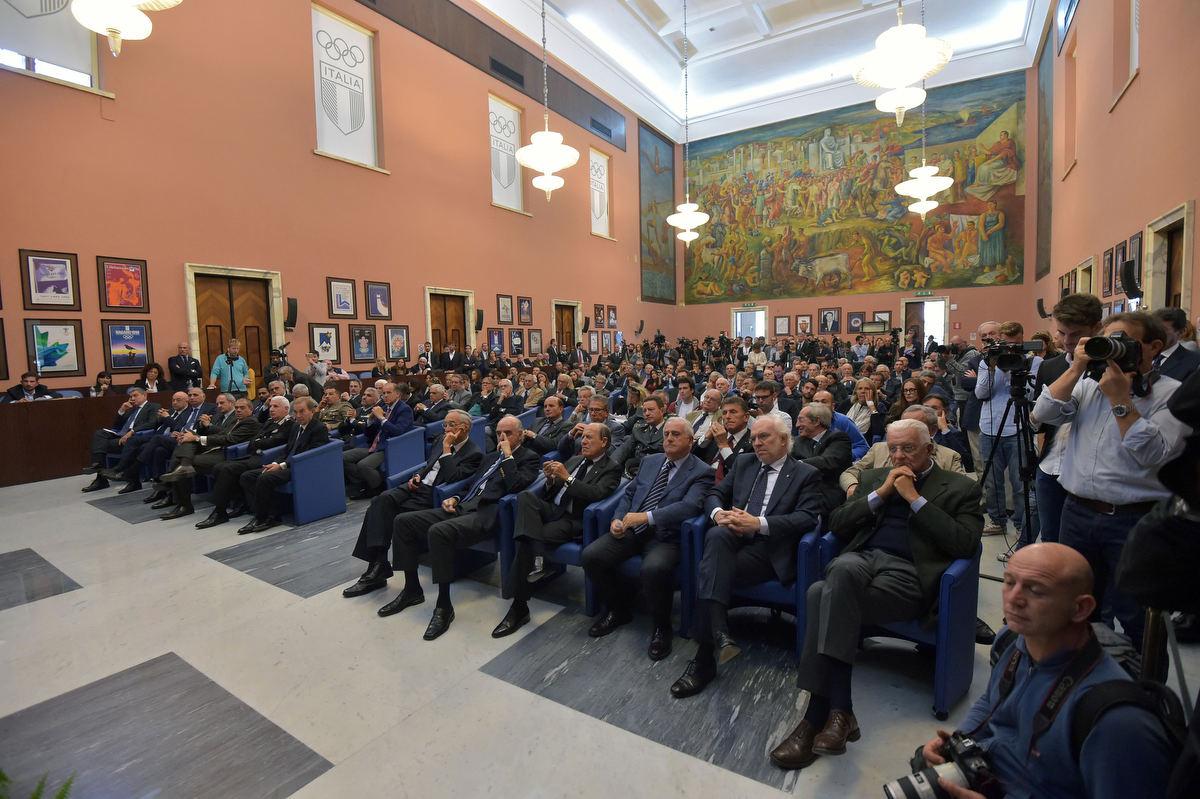 Roma 2024 Foto Mezzelani GMT 092