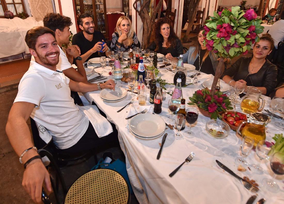 160922 003 Trofeo CONI  CENA foto Simone Ferraro