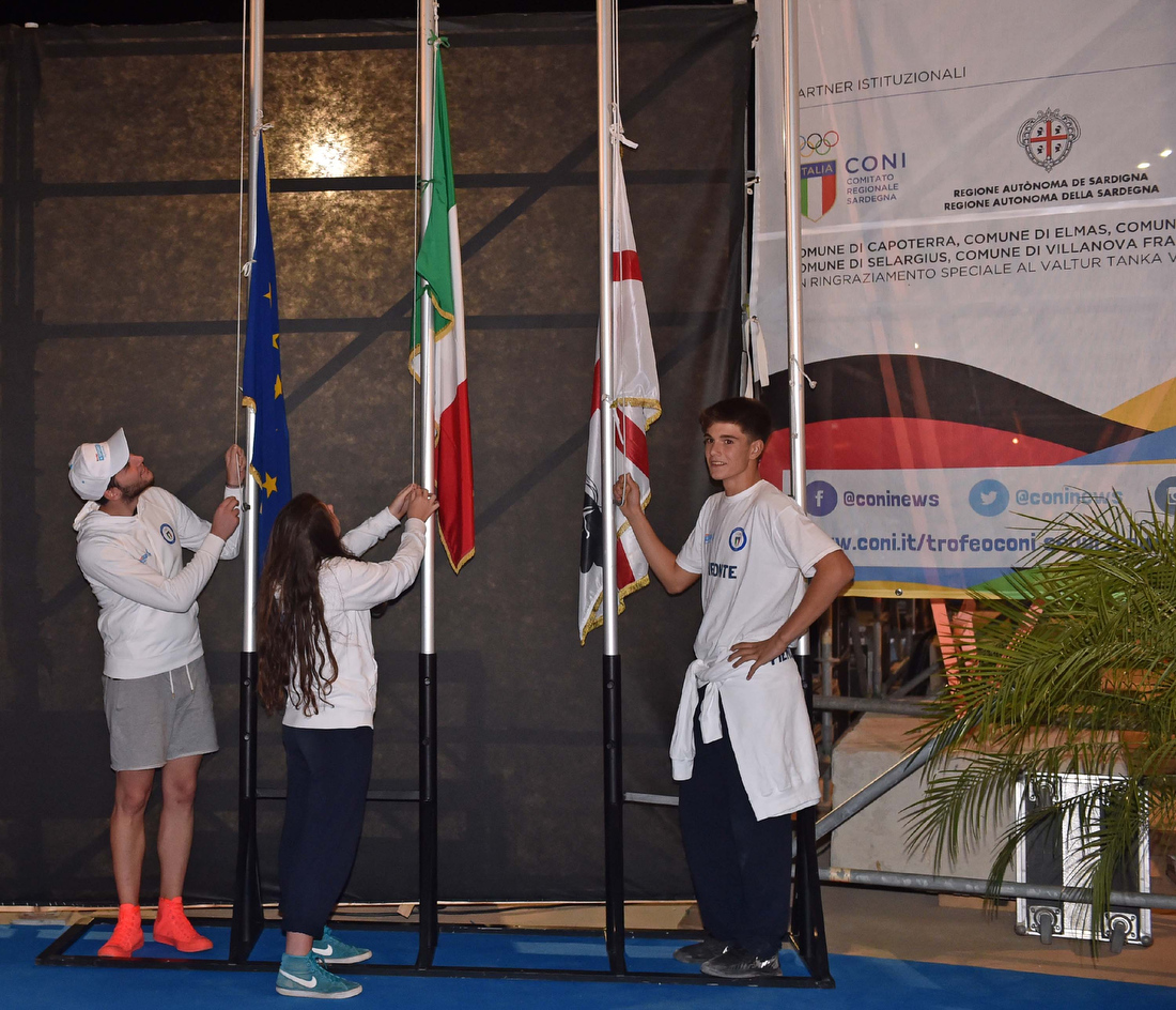 160922 041 Trofeo CONI foto Simone Ferraro