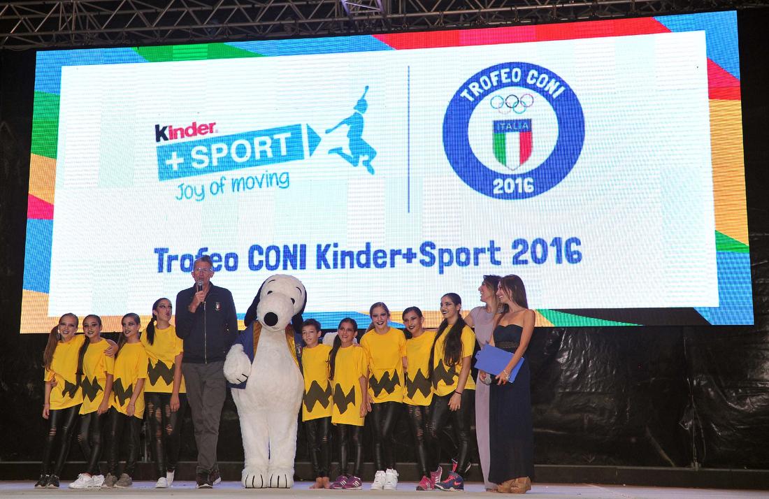 160922 100 Trofeo CONI foto Simone Ferraro