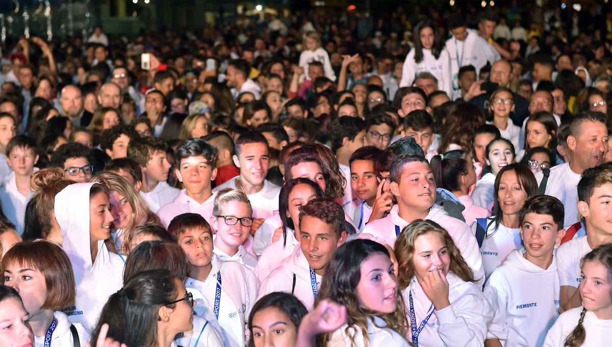 170923 126 Chiusura Trofeo CONI foto Simone Ferraro - CONI