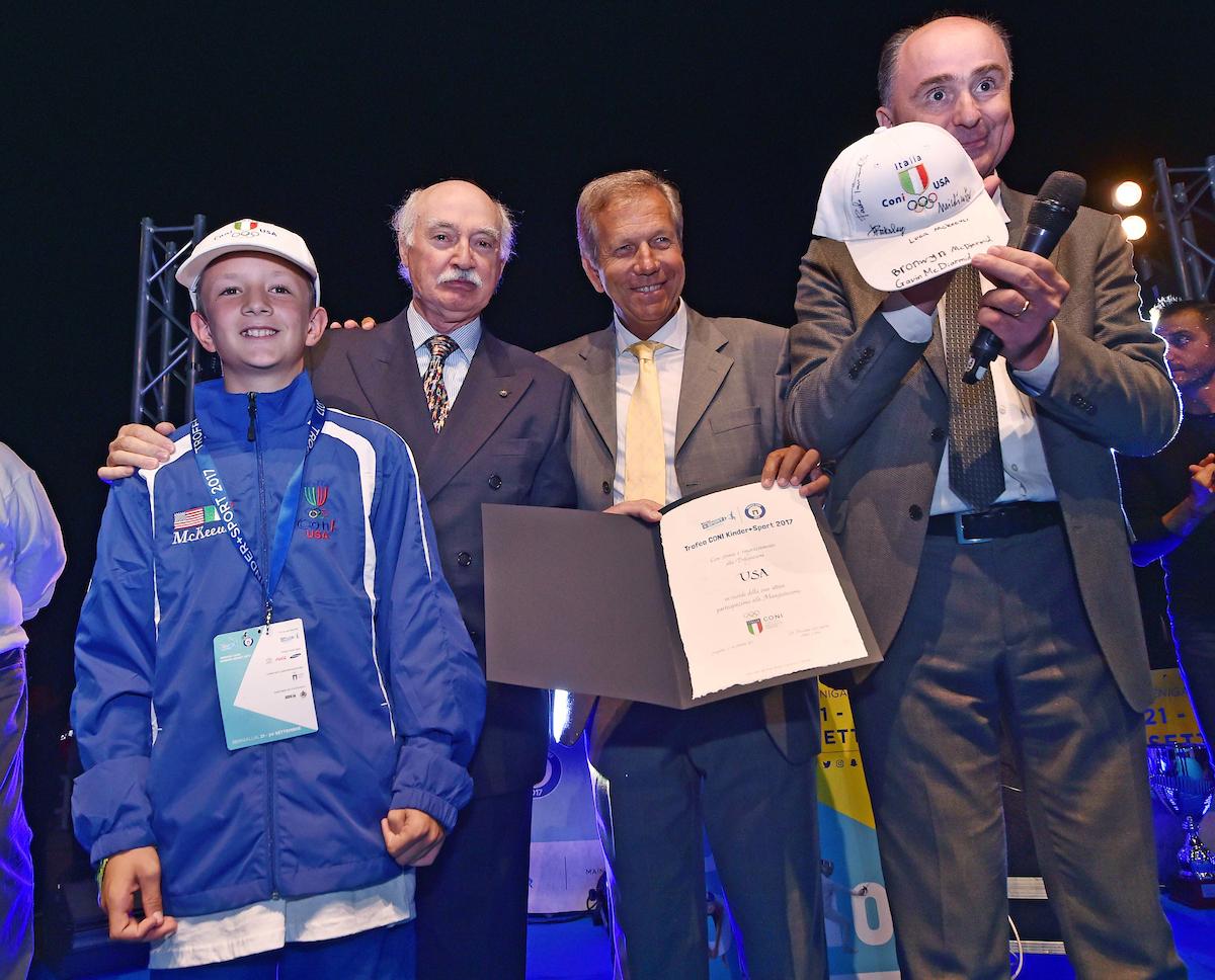 170923 142 Chiusura Trofeo CONI foto Simone Ferraro - CONI