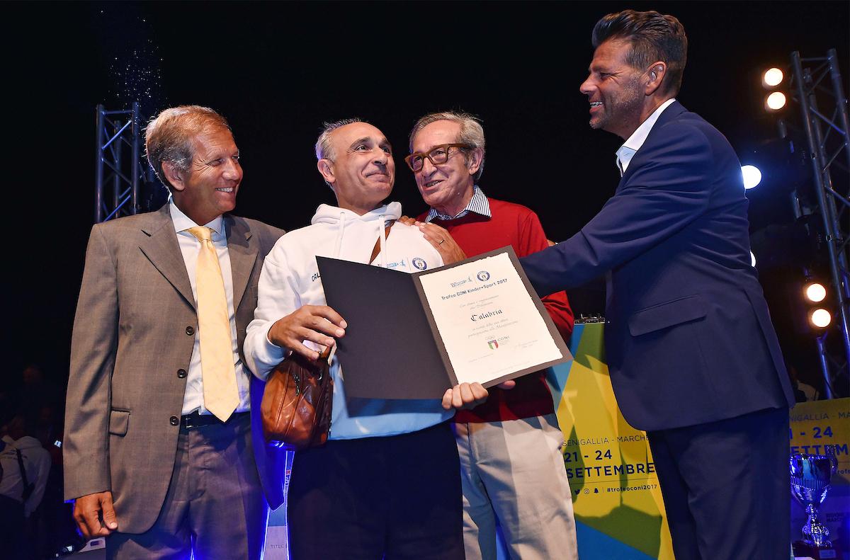 170923 147 Chiusura Trofeo CONI foto Simone Ferraro - CONI