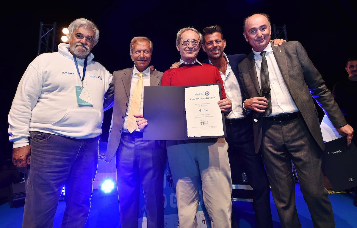 170923 157 Chiusura Trofeo CONI foto Simone Ferraro - CONI