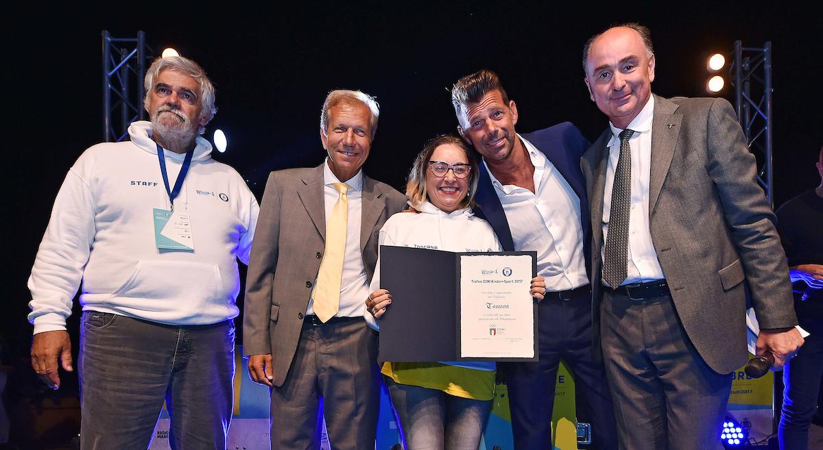 170923 158 Chiusura Trofeo CONI foto Simone Ferraro - CONI