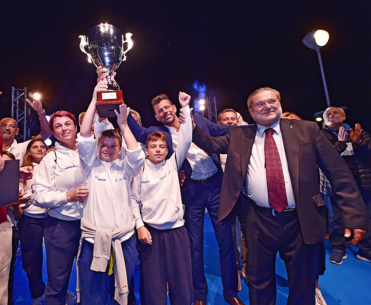 170923 173 Chiusura Trofeo CONI foto Simone Ferraro - CONI