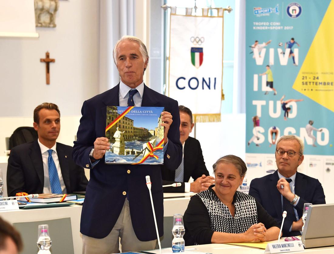 170921 008 Giunta CONI foto Simone Ferraro