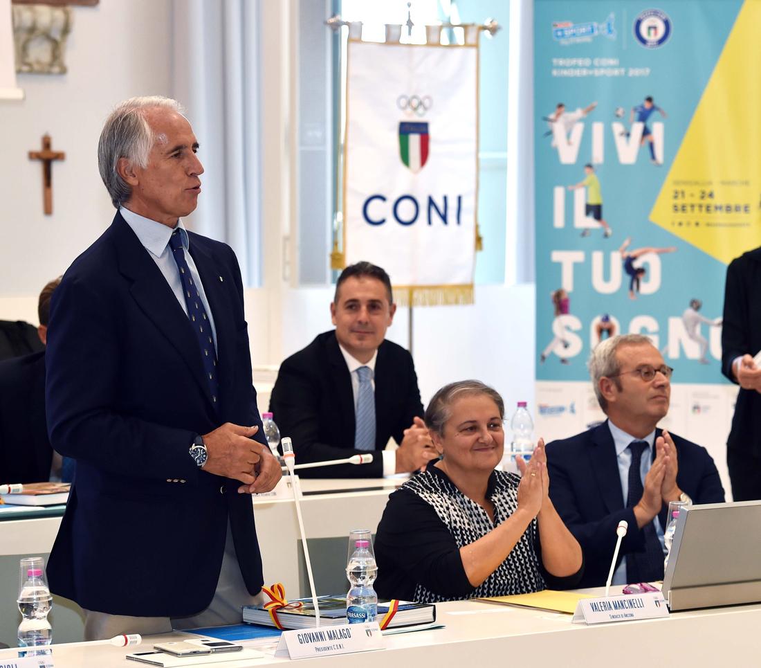 170921 025 Giunta CONI foto Simone Ferraro