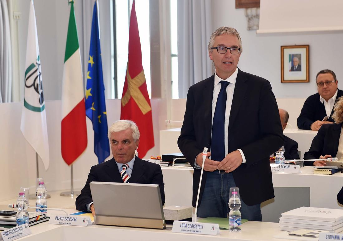 170921 026 Giunta CONI foto Simone Ferraro