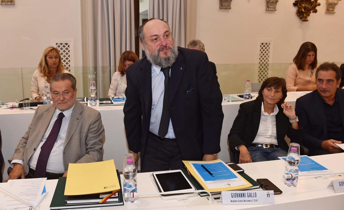 170921 032 Giunta CONI foto Simone Ferraro