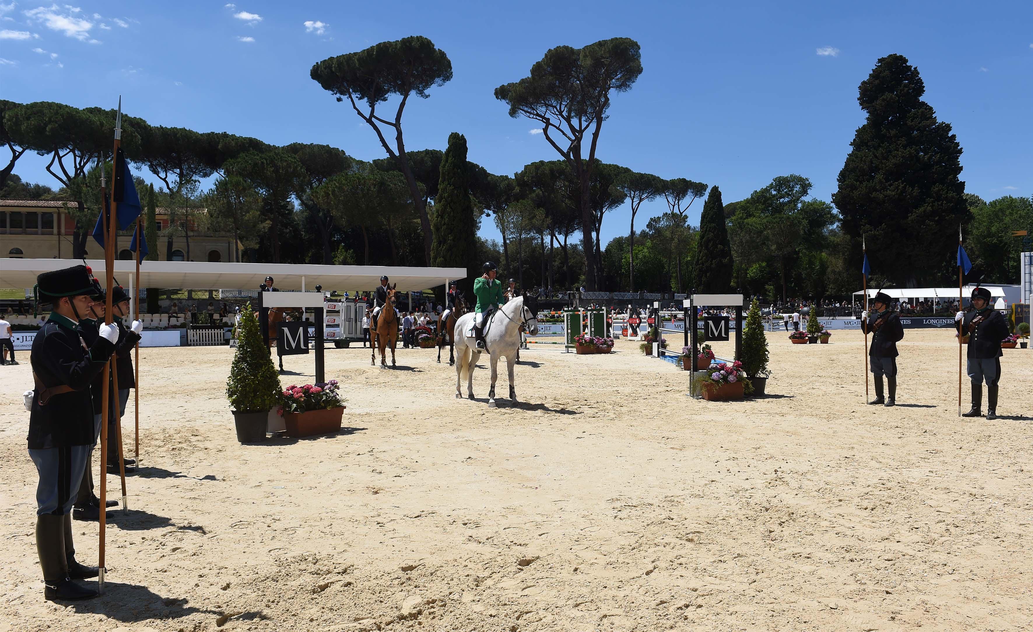 170526040 PiazzaDiSiena Foto Simone Ferraro - CONI