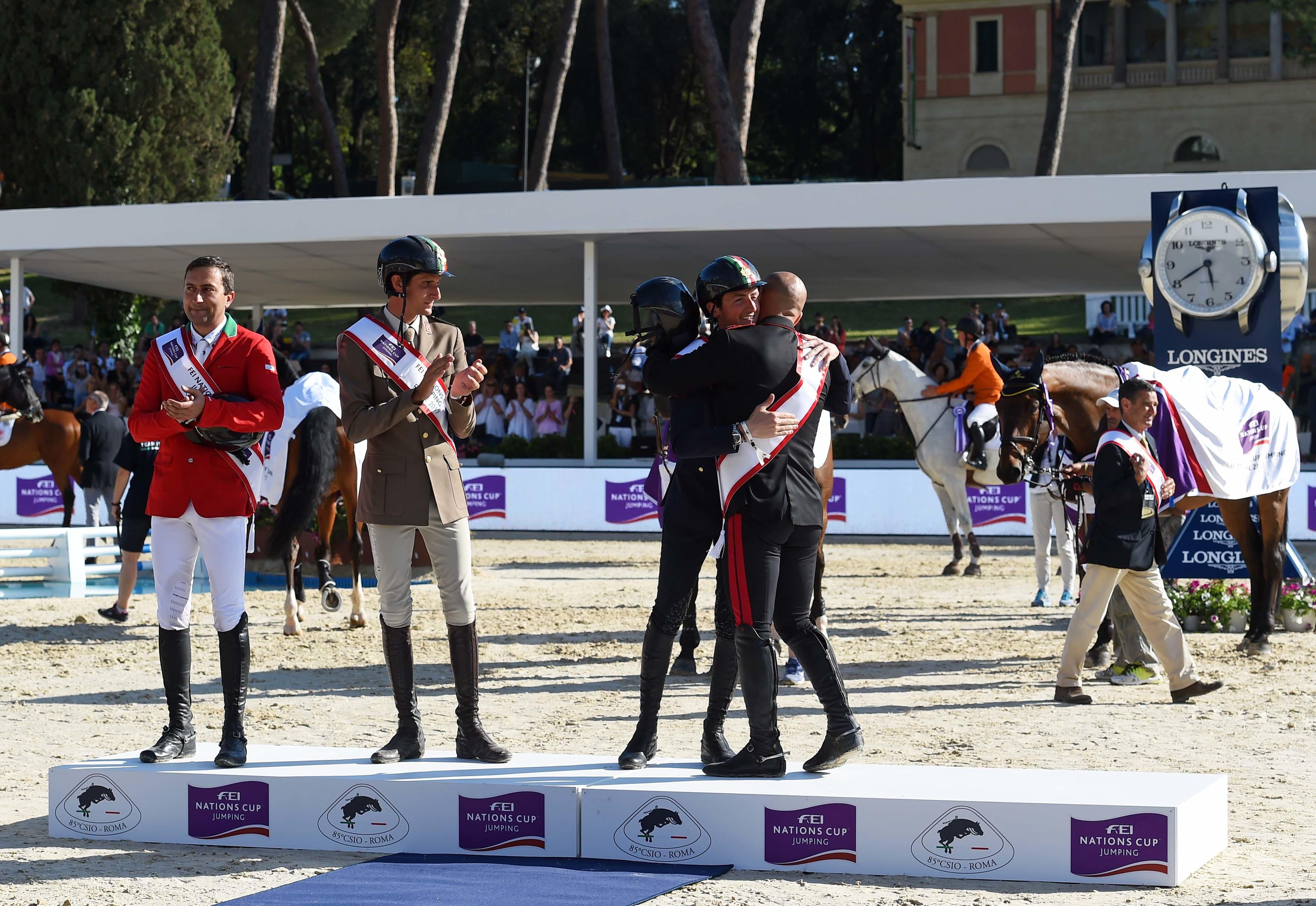 170526094 PiazzaDiSiena Foto Simone Ferraro - CONI