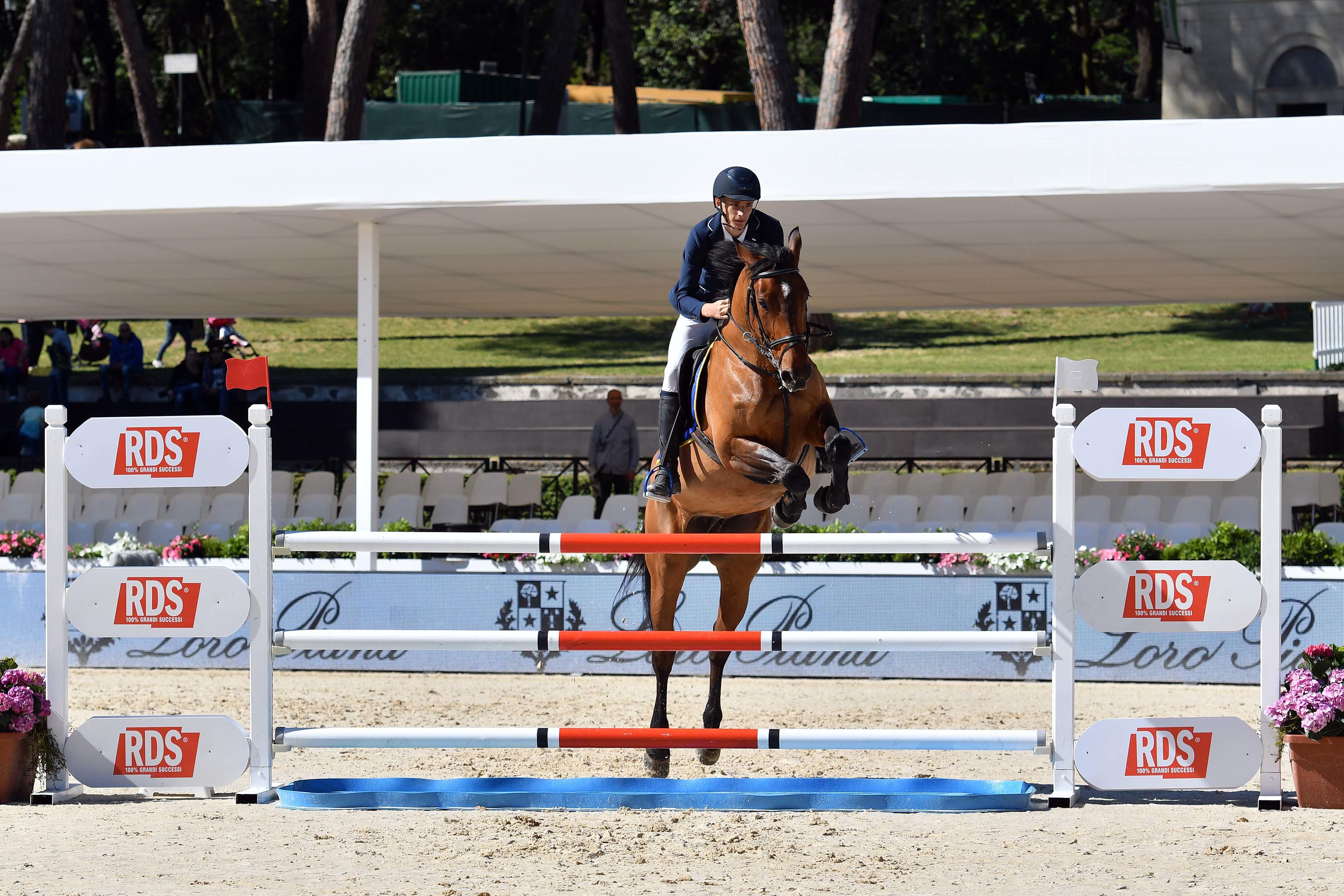 b170526002 PiazzaDiSiena Foto Simone Ferraro - CONI