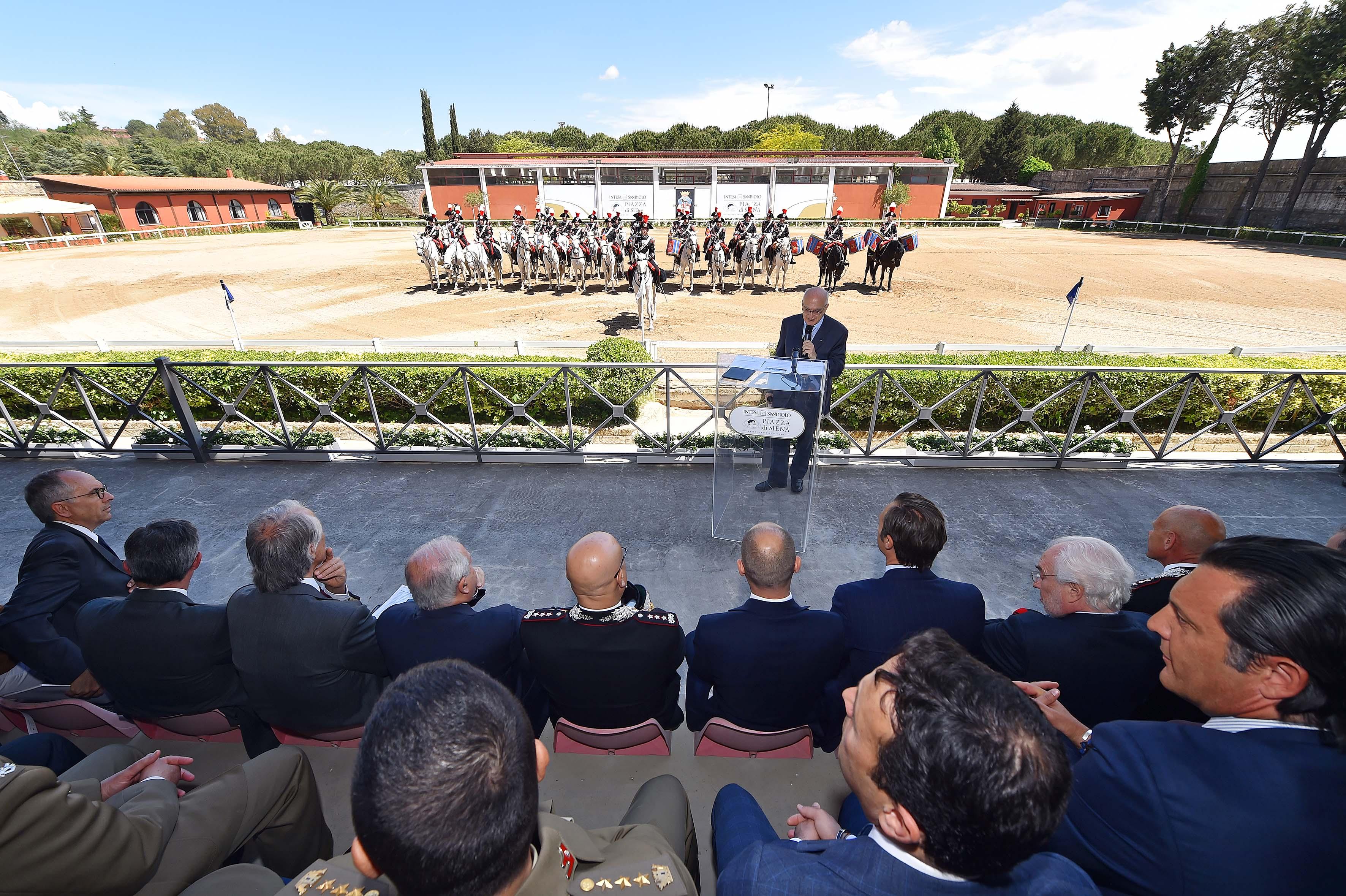 170503029 Piazza Di Siena Conf - Foto Simone Ferraro