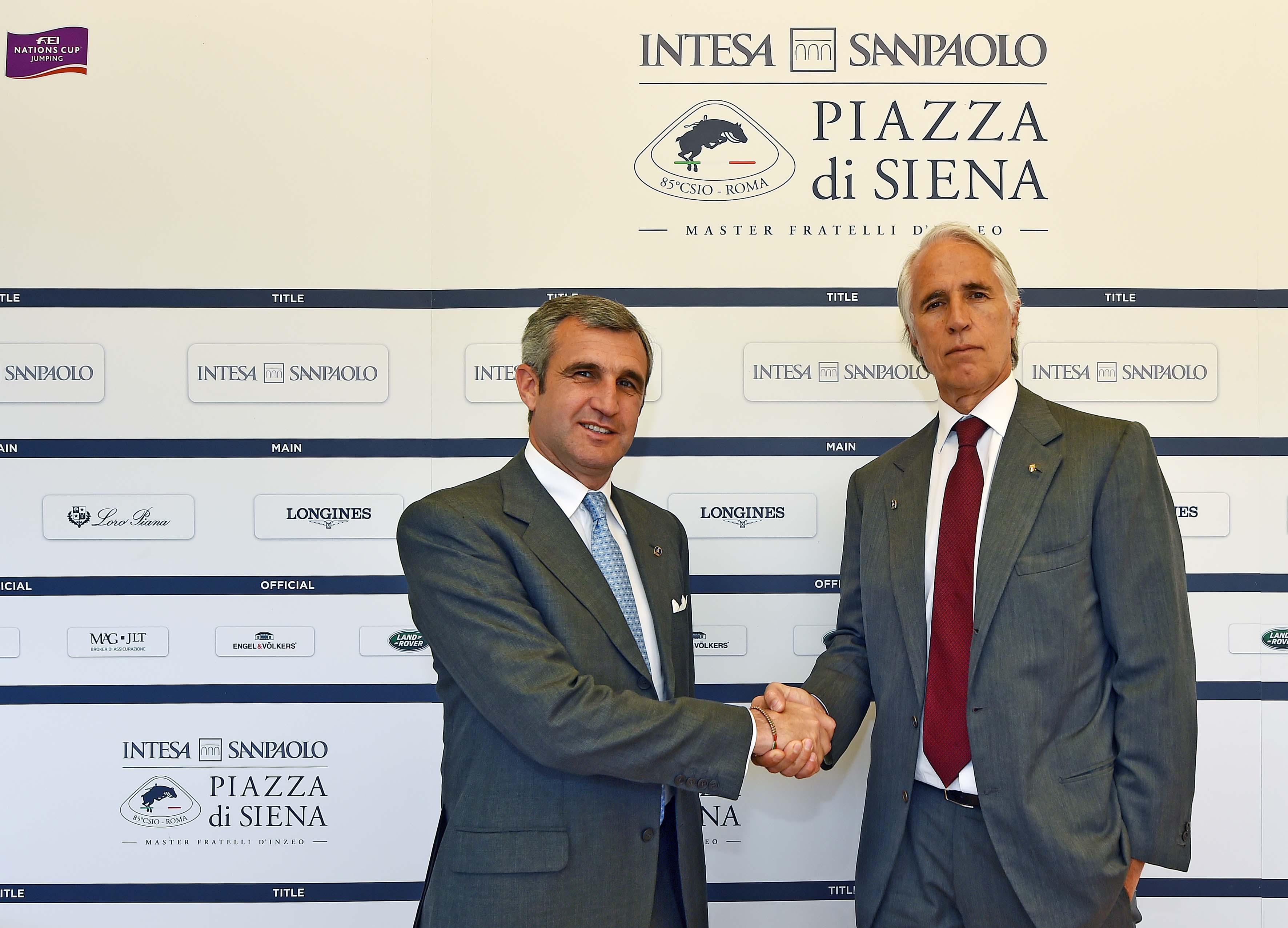 170503037 Piazza Di Siena Conf - Foto Simone Ferraro