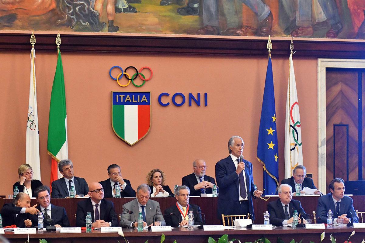 170510007 CONI Cons Naz foto Simone Ferraro