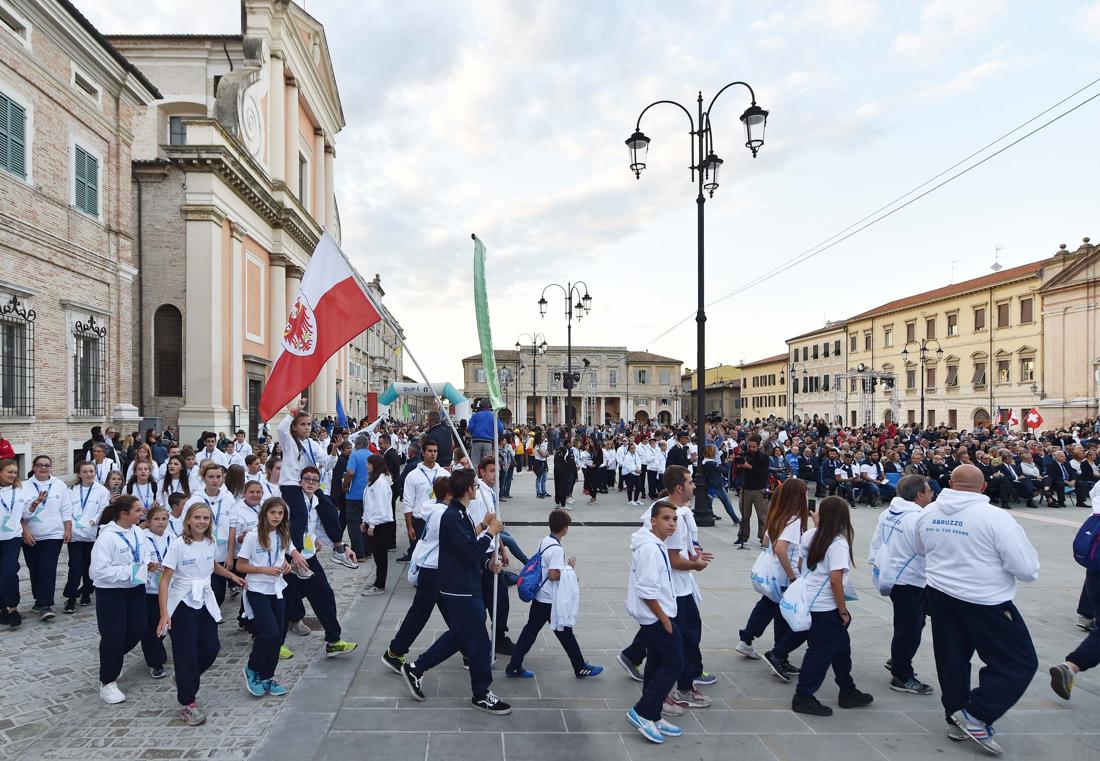 170921 Apertura 101 CONI foto Simone Ferraro