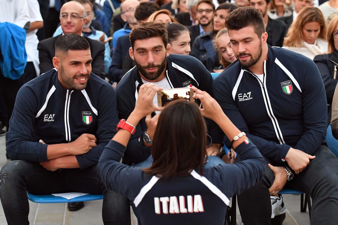 170921 Apertura 113 CONI foto Simone Ferraro