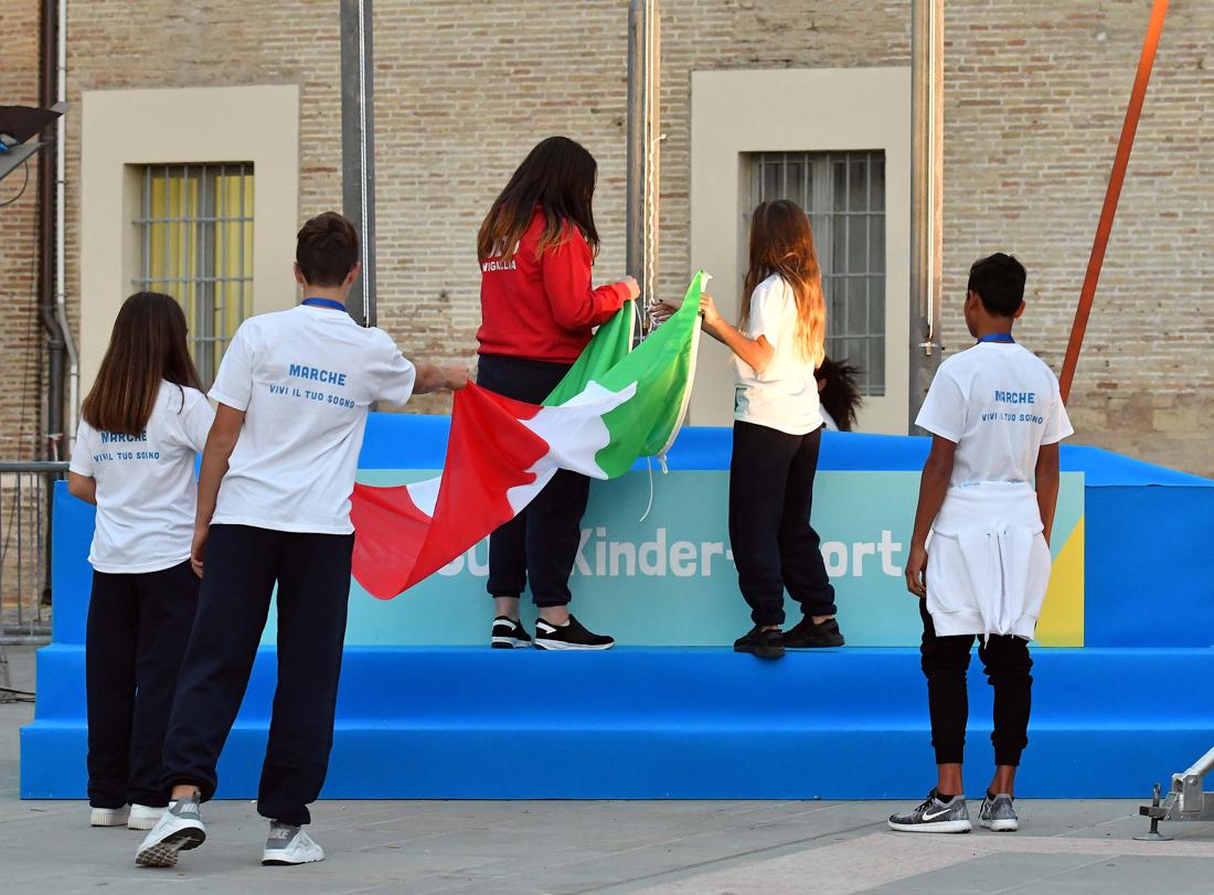 170921 Apertura 114 CONI foto Simone Ferraro