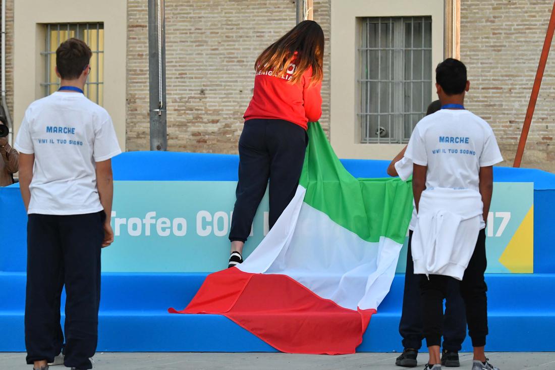 170921 Apertura 115 CONI foto Simone Ferraro