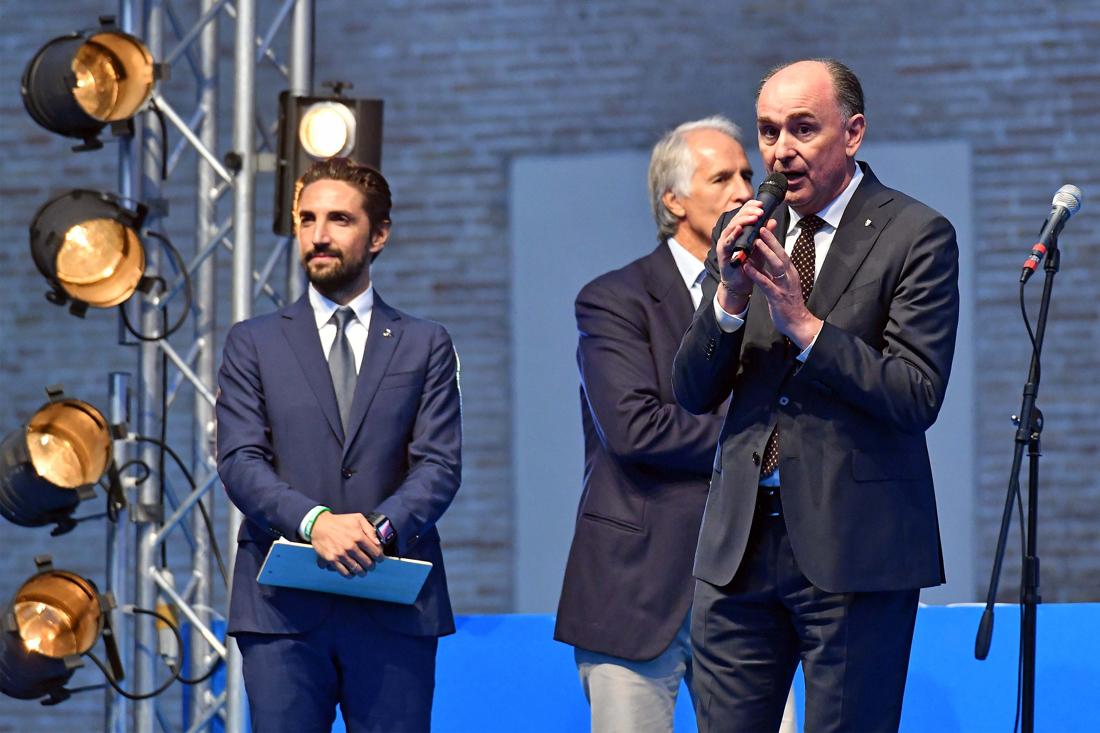 170921 Apertura 121 CONI foto Simone Ferraro