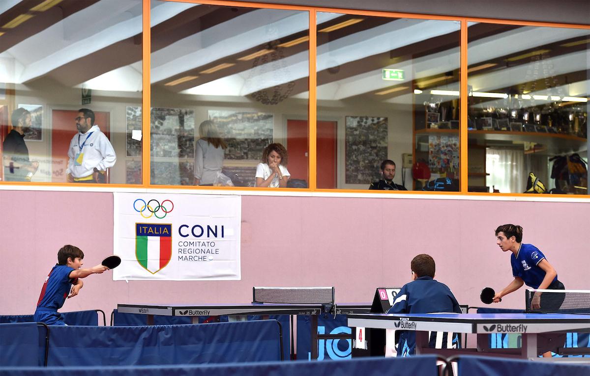 170923 001 Trofeo CONI foto Simone Ferraro - CONI