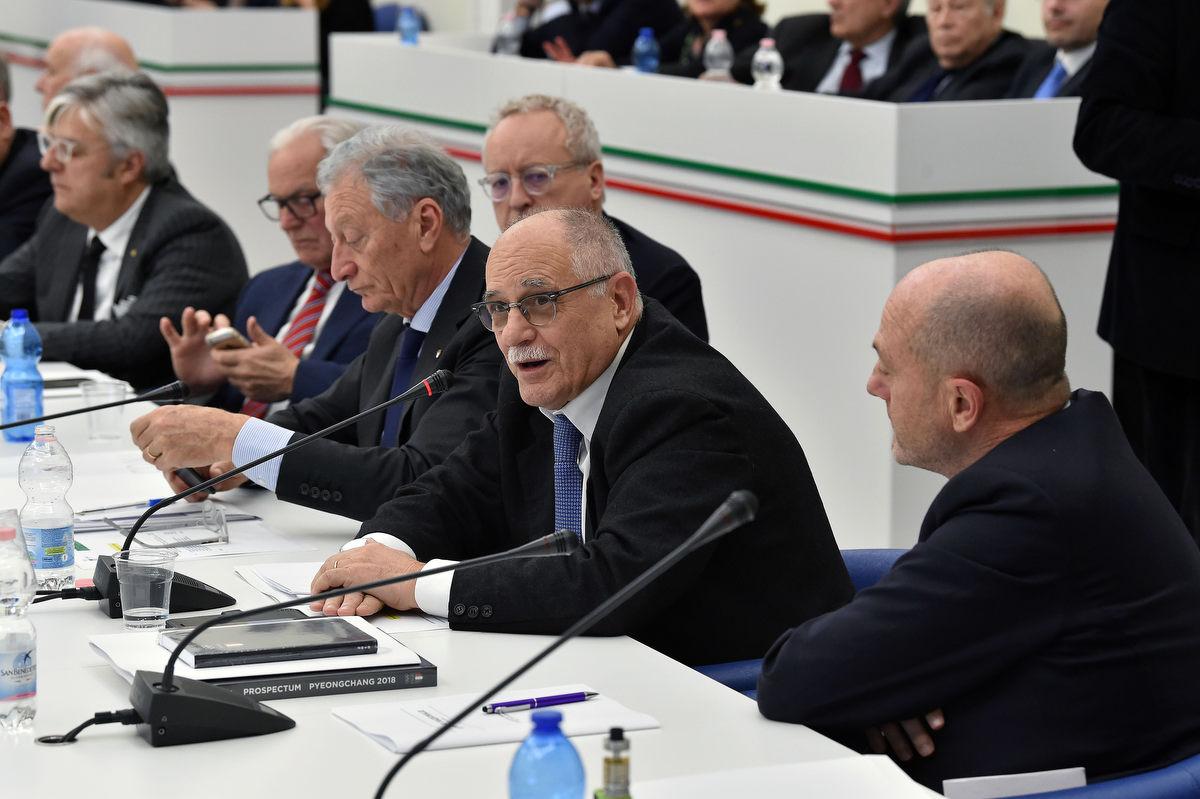 consiglio nazionale mezzelani gmt140