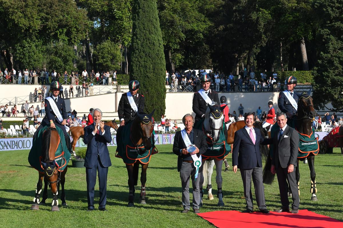 180525 0017 ITA Piazza di Siena Ph Simone Ferraro 180525 Piazza di Siena Ph Simone Ferraro SFB_4477 copia