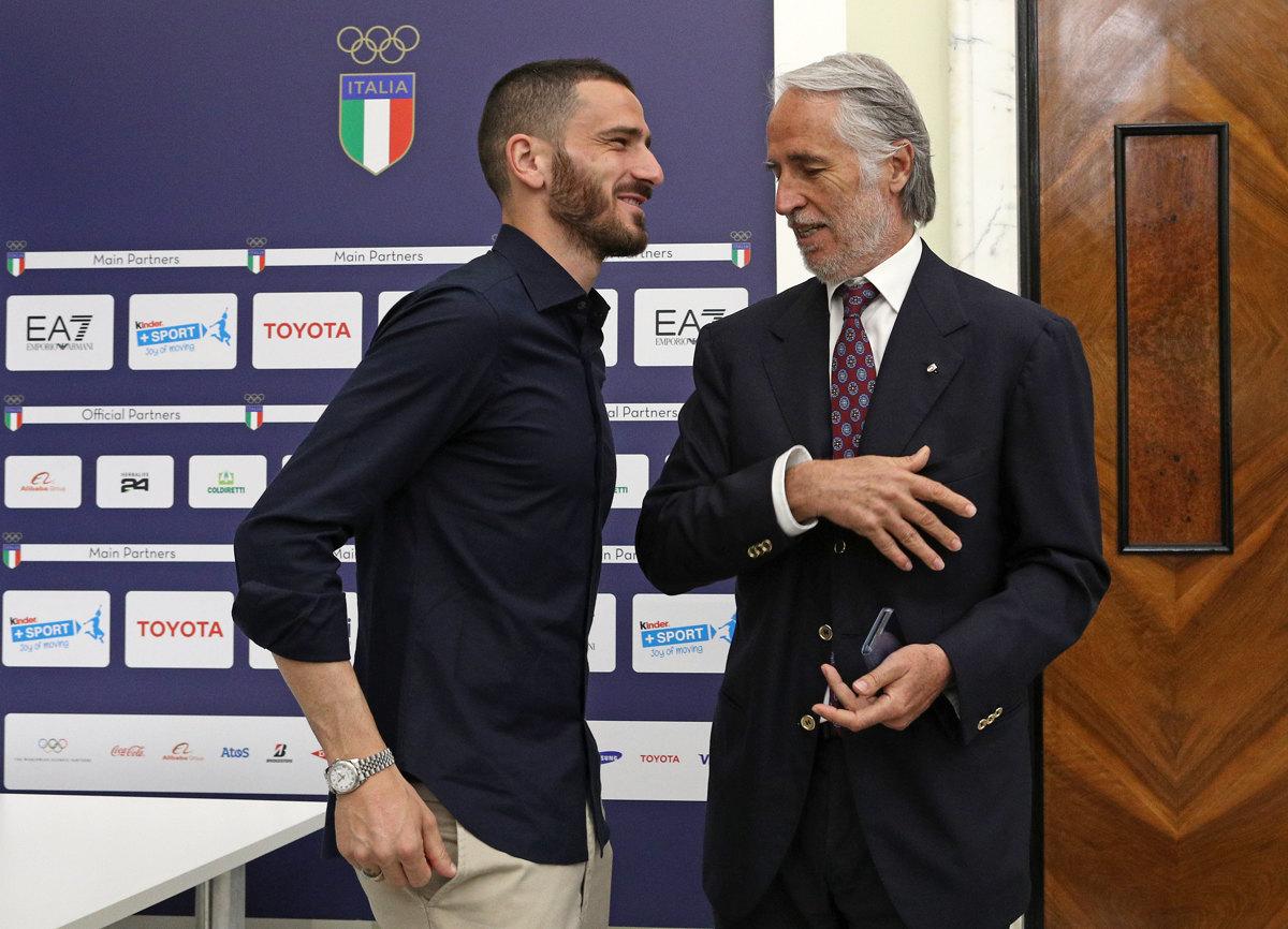 013 Incontro FIGC CAN Giocatori Allenatori Pagliaricci GMT